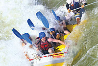 XTREME Tully Full Day White Water Rafting